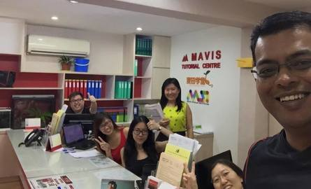 Mavis Tutorial Centre (Rivervale Plaza)