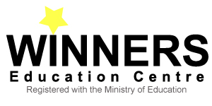 Cropped winners education centre logo